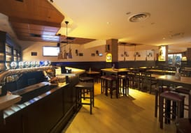 Paulaner. Restaurant venue at Clarke Quay. Suitable for corporate events, annual D&D, birthday parties and celebrations.