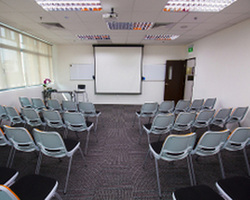 Visions One Success Campus seminar rooms for rent. Can seat 20 - 60 pax.